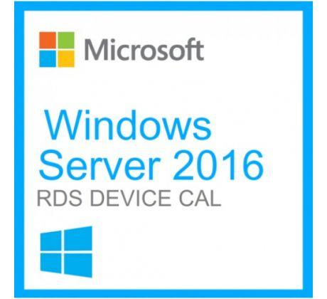 Windows Server 2016 RDS - 5 Device CAL